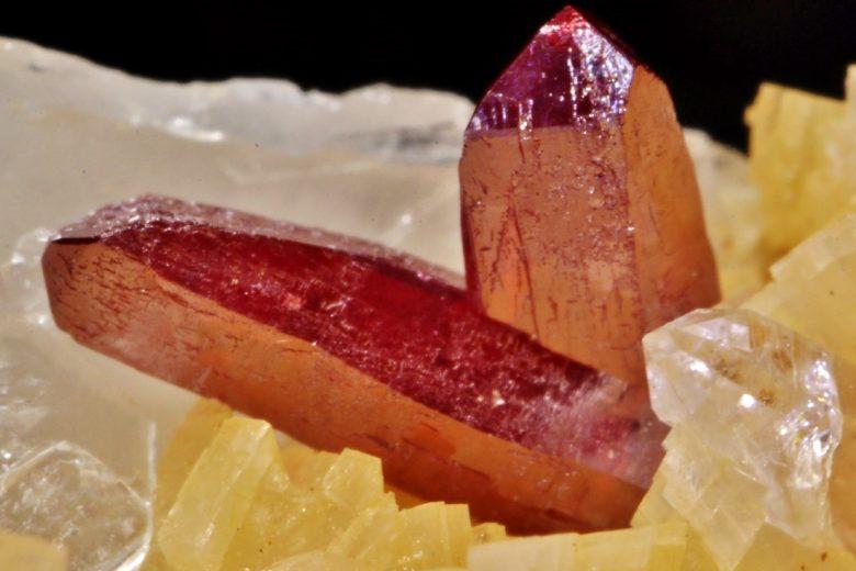 MINERALI IN ITALIA – Località mineralogiche d'Italia (Mineralogical localities of Italy)