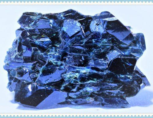 LAZULITE- SCORZALITE – Fosfati (Phosphates)